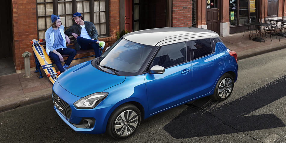 Yeni Suzuki Swift YOYO' da!