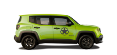 JEEP Renegade 1.6 DDCT Limited