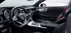 Mercedes SLC 180 AMG